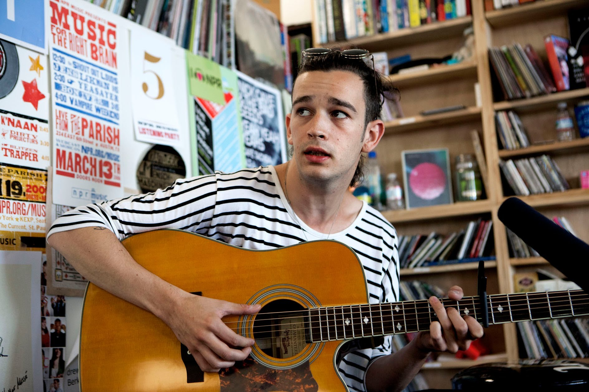NPR Music Tiny Desk Concerts