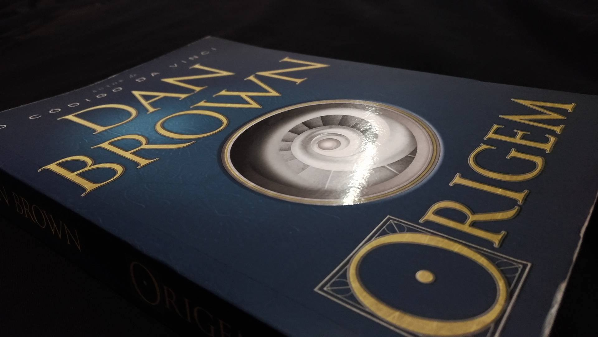 Origem do Dan Brown