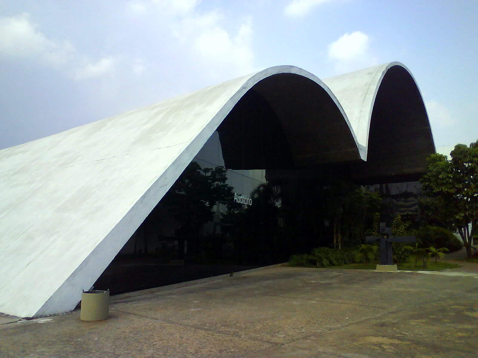 Auditório do Memorial da América Latina