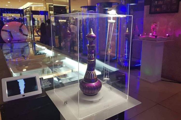 Exposição relíquias do mundo estreia em São Paulo
